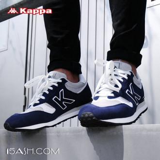 Kappa 卡帕 男式 跑步鞋 K0655MM51D