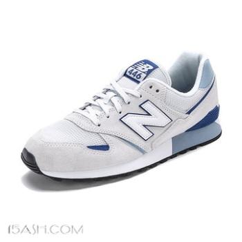 New Balance 男女鞋复古跑步运动鞋 U446WBG