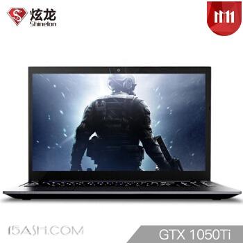 炫龙毁灭者DDpro-4681S1N 15.6英寸游戏笔记本电脑