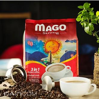 泰国原装进口 明高牌 特浓速溶三合一咖啡30条