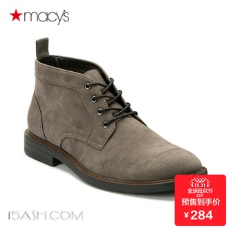 Macy's 男士低帮马靴 Alfani 174000382