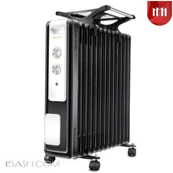 格力(GREE)取暖器 13片电热油汀取暖器NDY13-X6026