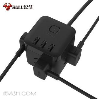 公牛智能充电器GN-U303U