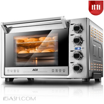 ACA/北美电器 BBRF32S 电烤箱 32L