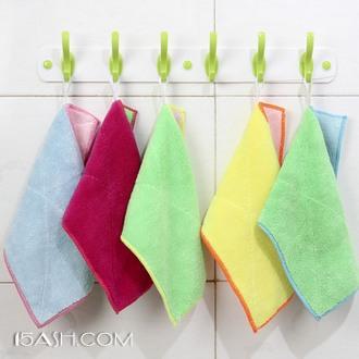 HSLJ 超细纤维洗碗巾