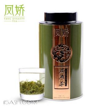 凤娇 湖南沅陵毛尖绿茶100g罐装