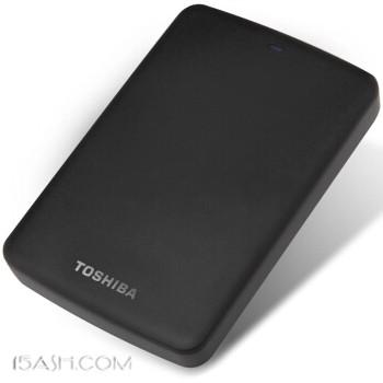 TOSHIBA 东芝新黑甲虫系列 1TB 2.5英寸 USB3.0移动硬盘 券后339元