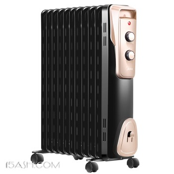 美的NY2011-16JW电热油汀取暖器 269元包邮