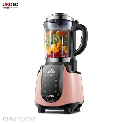 UKOEO 冷热两用破壁机 全自动养生料理机 券后499元包邮