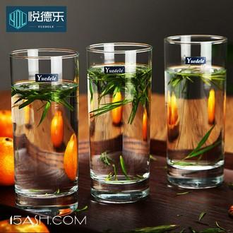 悦德乐 耐热玻璃杯2只