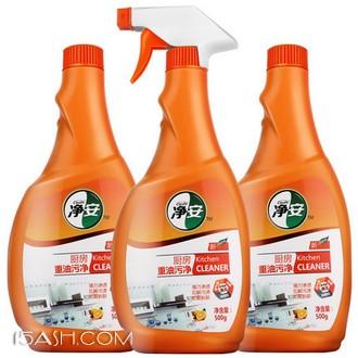 Cleafe 除油污清洁剂 500ml*3瓶