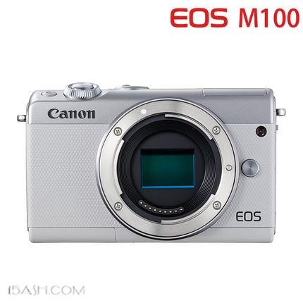 Canon/佳能 EOS M100 无反相机 机身