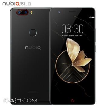 努比亚 Z17 曜石黑 8GB+64GB 全网通手机