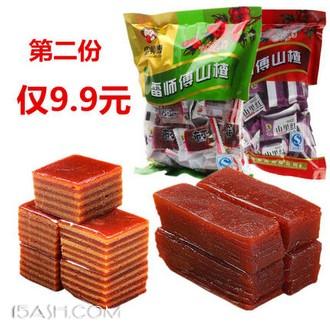雷师傅 山楂套餐1000g