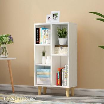 美丽印记 现代简约 落地书柜