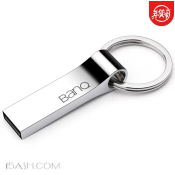 BanQ P9 32G 全金属大钢环U盘