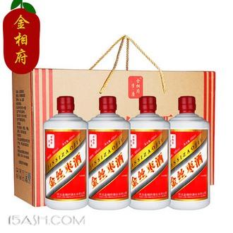 李·唐金相府 42度金丝枣酒 450ml*4瓶