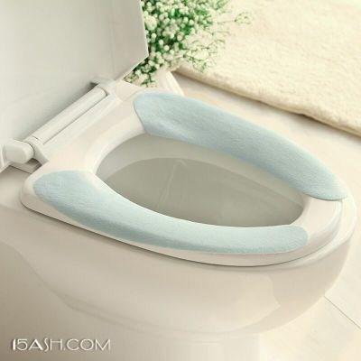 日本粘贴式马桶坐便器垫子