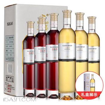 莫高 窖藏3年冰酒葡萄酒 6支