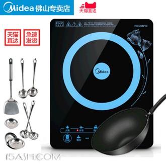 Midea 美的 触摸屏面板电磁炉 C21-WT2103