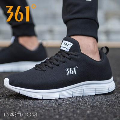 361° 男鞋秋冬运动鞋跑步鞋