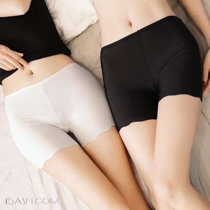 女士春秋外穿保险短裤打底裤