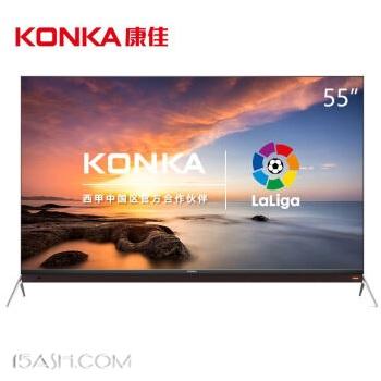 康佳 LED55X8 55英寸 4K电视