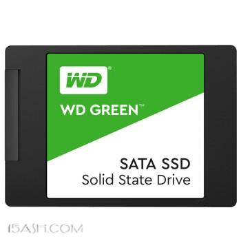 西部数据 Green系列 120G 固态硬盘