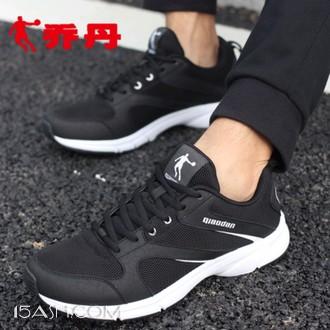 乔丹 男士新款透气网面运动鞋