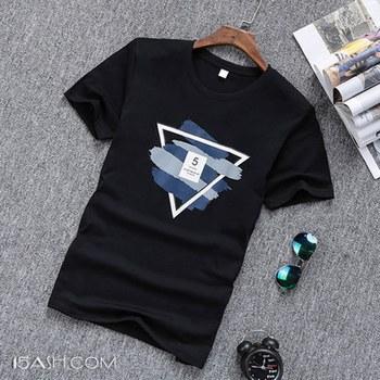 华西鸟 夏季男士纯棉圆领短袖T恤