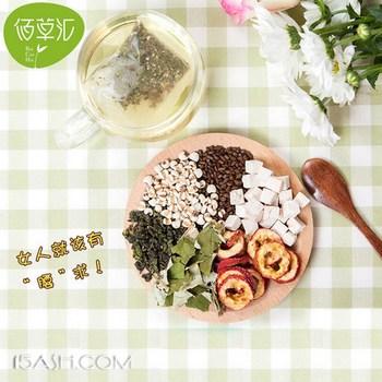 佰草汇 组合型花茶100g