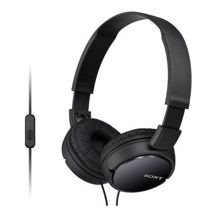 Sony索尼 MDR-ZX110AP 头戴式立体声耳机