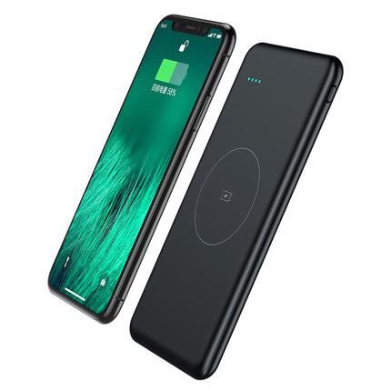 tovaoon 无线充电宝iPhonex移动电源10000毫安