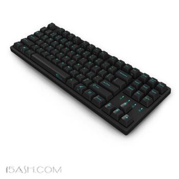 Akko 艾酷 冰川之鹰 ICE87 逸 机械键盘 青轴