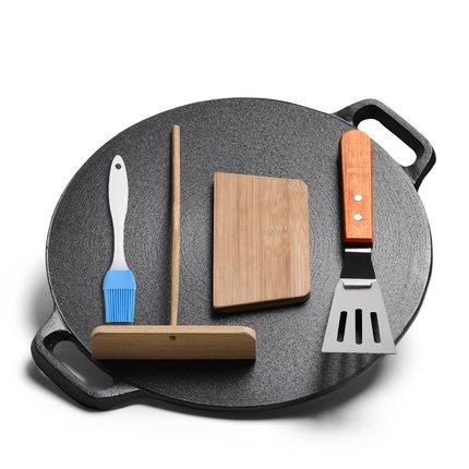 厨时代 铸铁煎锅32cm 电气通用