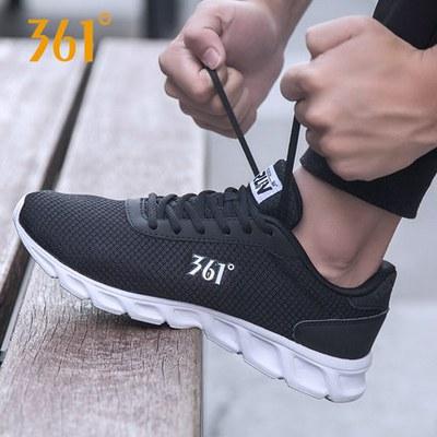 361 男士网面休闲运动鞋