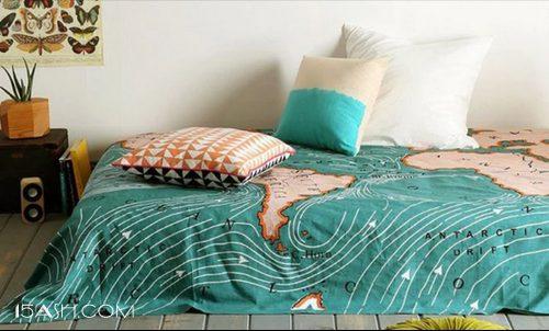 添置一床床上用品,也许它并不昂贵