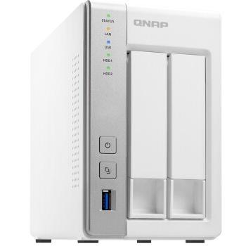 QNAP 威联通 TS-231P NAS网络存储器