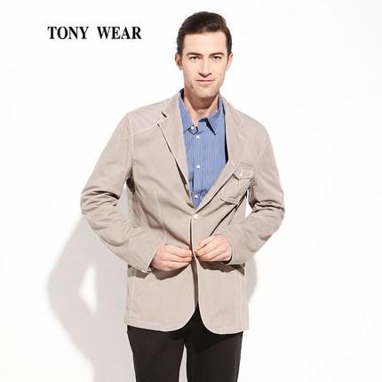 TONYWEAR汤尼威尔 男士休闲西服西装
