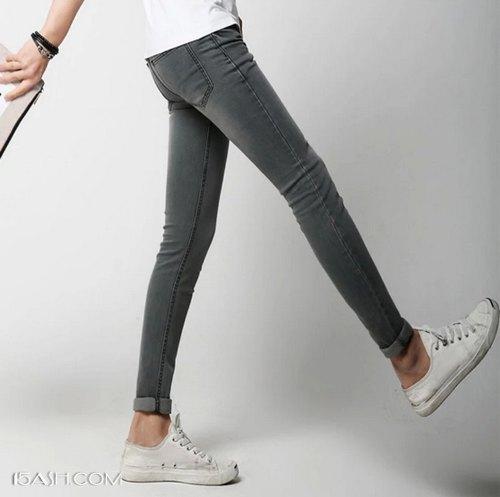 勒腿紧身裤