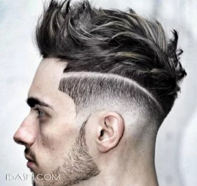 莫西干发型