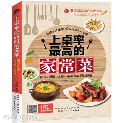 《上桌率高的家常菜》带做饭视频教程
