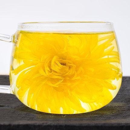 春风尚品一杯一朵金丝皇菊20克,甘甜清润回味悠长