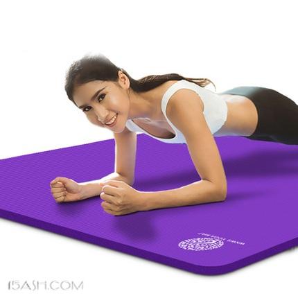 初学者瑜伽垫 加宽加厚防滑健身垫