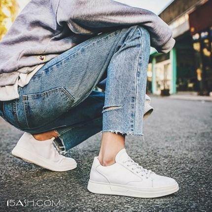 小白鞋,一双精品男鞋