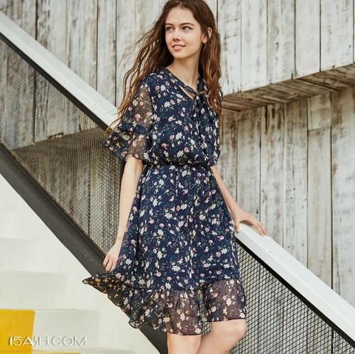 让这几条好看的连衣裙,承包你的夏日的衣橱!