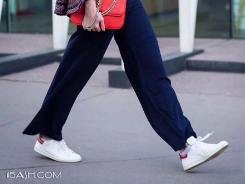 小白鞋过时?还不是人手一双!