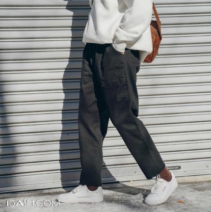 时尚九分裤,分分钟显高显瘦!