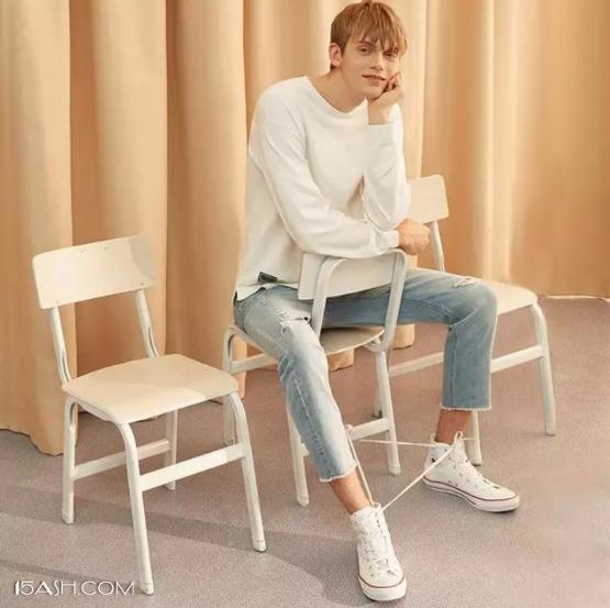 纯色白毛衣,百搭你的整个衣橱
